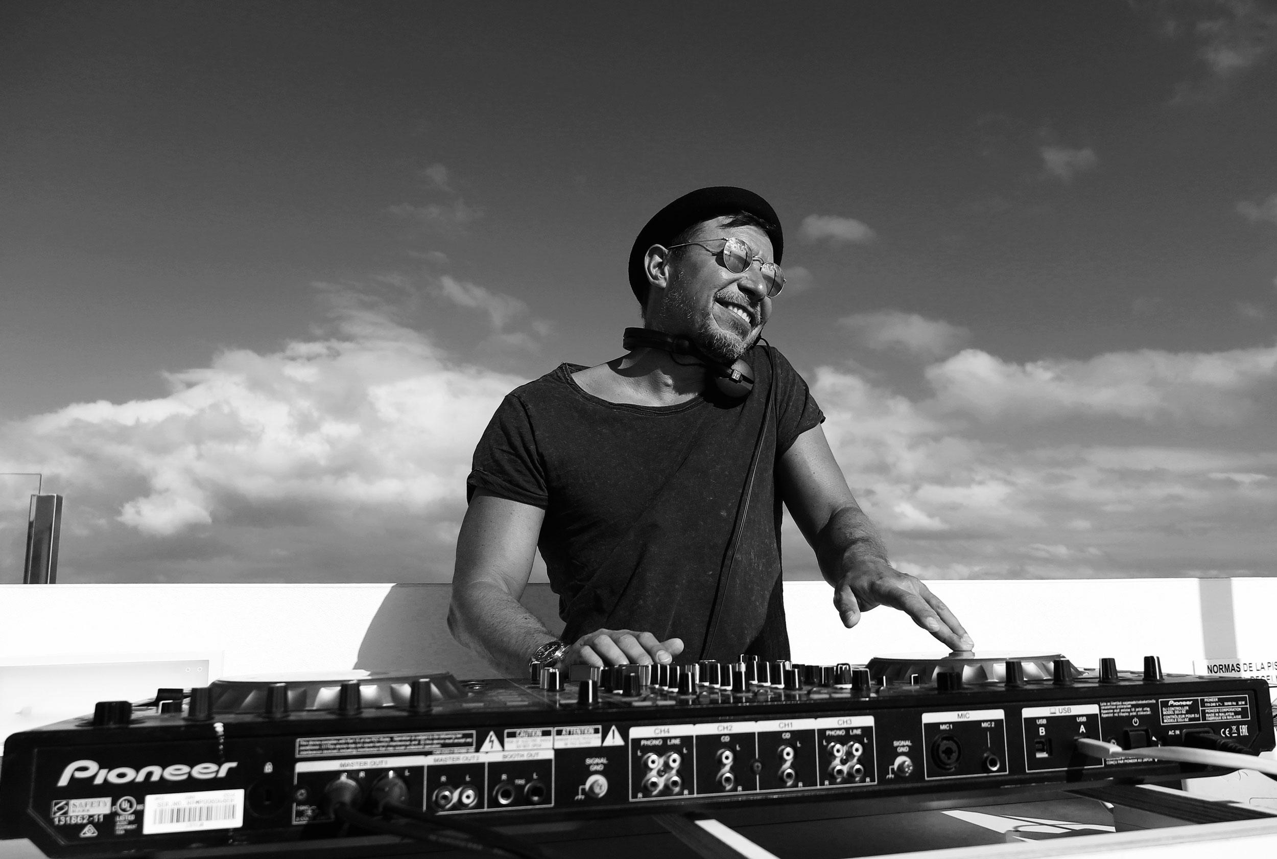 DJ Carsten Plank