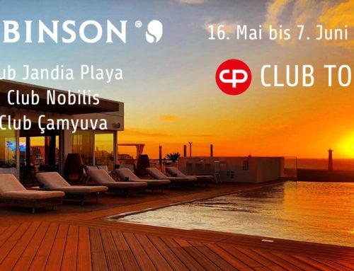 Robinson Club Tour 2019