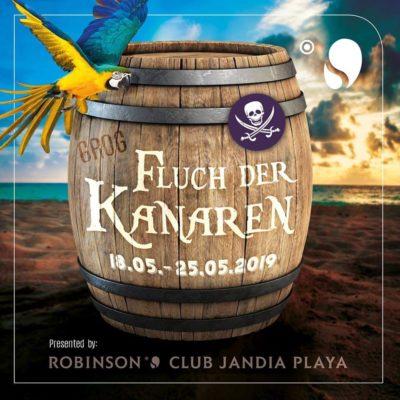 DJ Carsten Plank im Robinson Club Jandia Playa auf den Kanaren