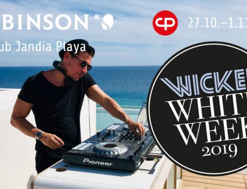 Wicked White Week im Robinson Club Jandia Playa!