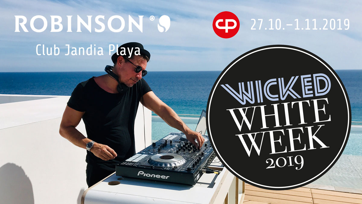 Robinson Club Jandia PlayaEvent Wicked-White-Week 2019