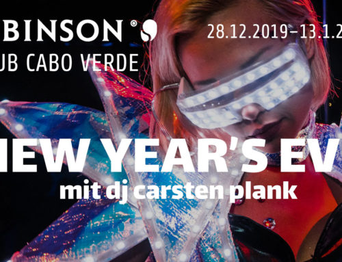 New Year's Eve im ROBINSON Club Cabo Verde, Kapverden