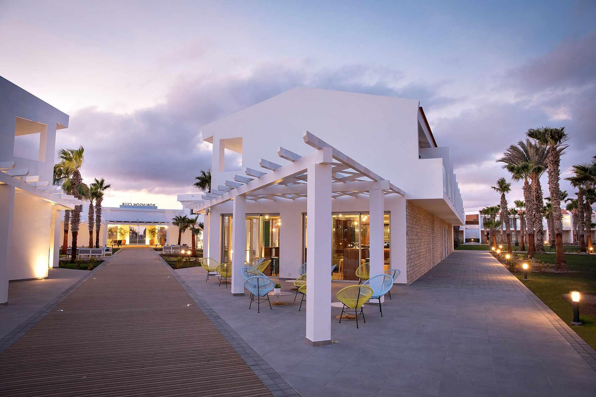 Die Anlage des Robinson Club Cabo Verde