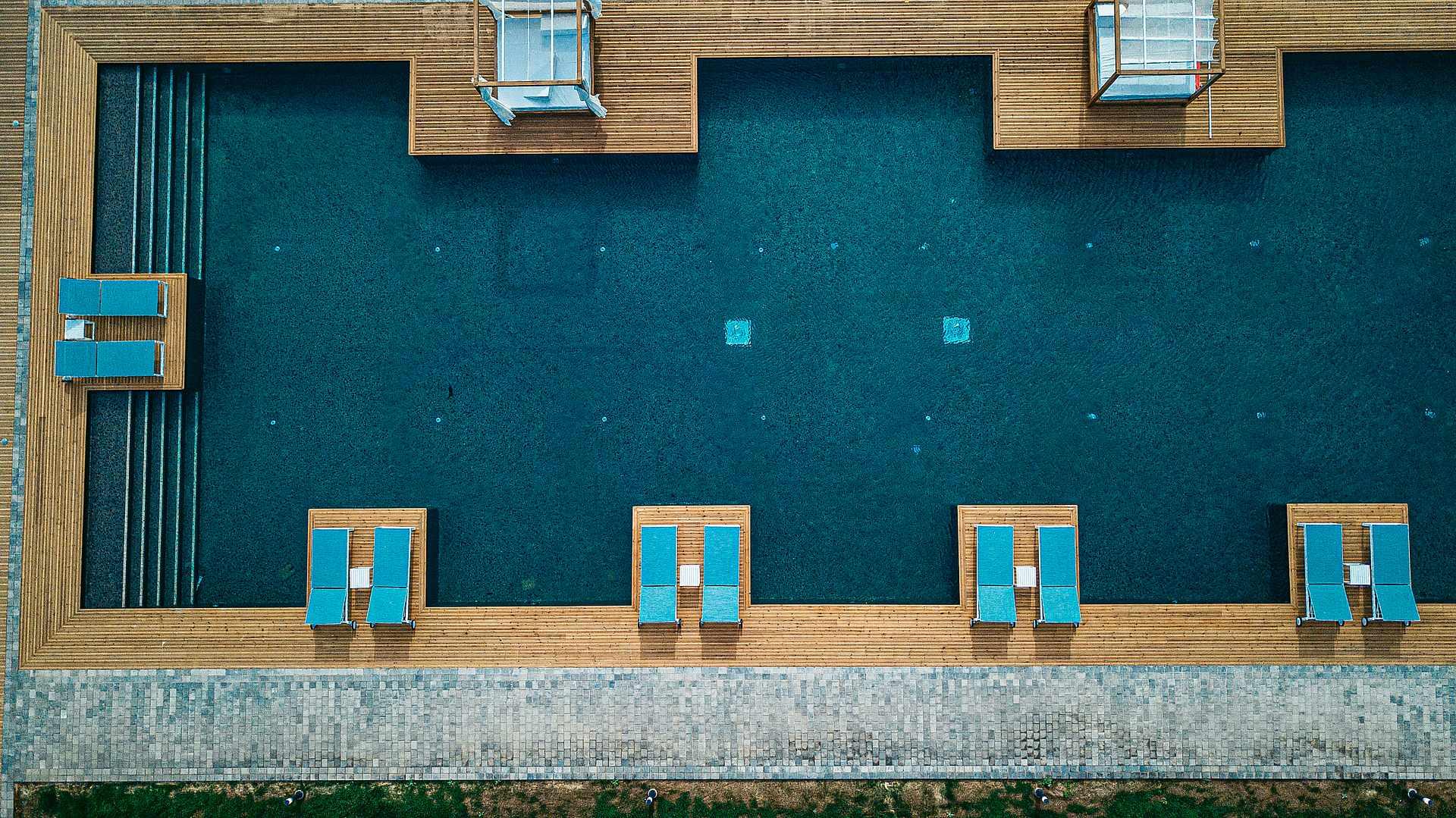 Der Pool des Robinson Club Cabo Verde