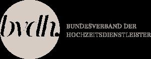 Logo Bundesverband der Hochzeitsdienstleister BVdH